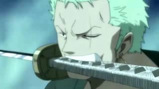 One Piece AMV ZORO / Skillet What I Believe