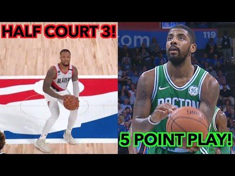NBA Rare MOMENTS