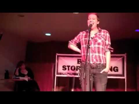 Allison Moon - Bawdy Storytelling : Dirty Talk and Technology (NSFW)