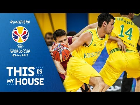 Xxx Mp4 Australia V Kazakhstan Highlights FIBA Basketball World Cup 2019 Asian Qualifiers 3gp Sex
