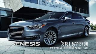 Hyundai Woodland Hills Genesis 40sec NEW MUSIC