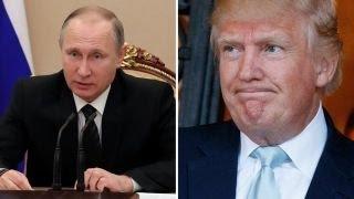 Trump recognizes Russia