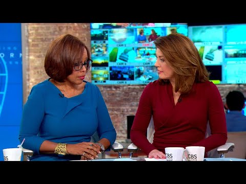 Gayle King and Norah O Donnell respond to Charlie Rose allegations