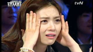 [Korea's Got Talent] Sung-bong Choi (Nella Fantasia)