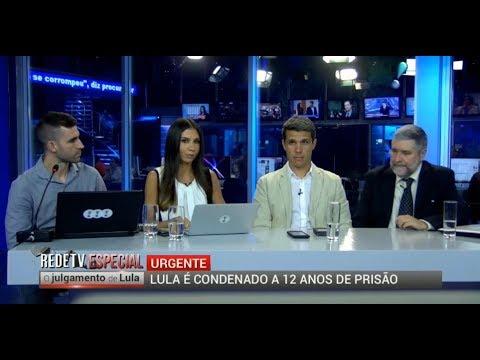 Especialistas analisam condenação de Lula no TRF-4