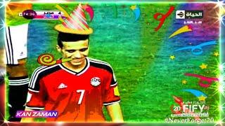 الكورة مش مع عفيفي #4 - تحليل مباراة مصر وتشاد 17-11-2015