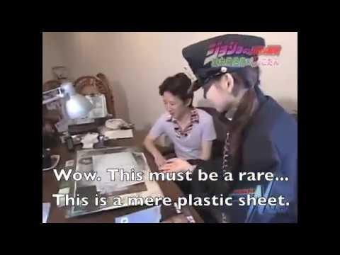 Araki Hirohiko Interview: JoJo's Bizarre Adventure【English Subbed】1/3