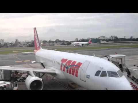 Aeroporto Congonhas SP 22 02 2016