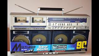 Один магнитофон - одна песня. Шестая серия. SHARP GF -1000 - PATTY PRAVO - LA BAMBOLA