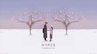 Passenger - Words (lyric)