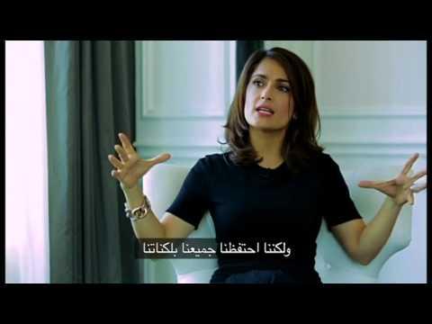 Xxx Mp4 Salma Hayek Talks About Her Lebanese Roots And A Prophet 3gp Sex
