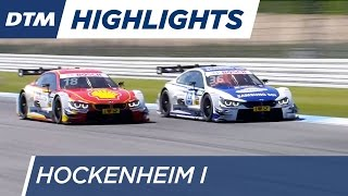 Race 2 Highlights - DTM Hockenheim 2016