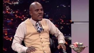 Thomas Mlambo interviews actor Ntokoza Dlamini