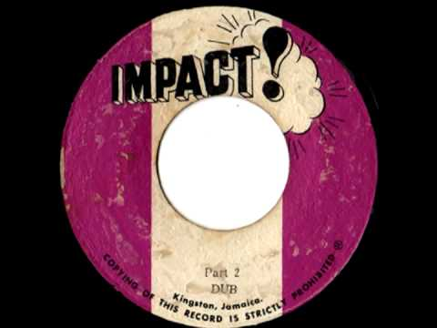 CARL MALCOLM + BIG YOUTH - No jestering + knotty no jester + version (1974 impact)