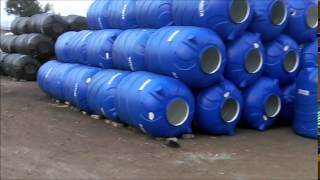 Water Tanks from 200 Liters to 10,000 Liters - Sarita Water Tanks
