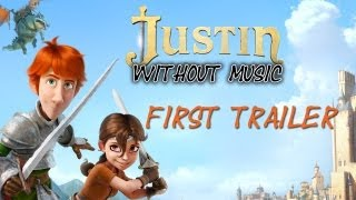 Justin and the Knights of Valour Trailer 1 WITHOUT MUSIC