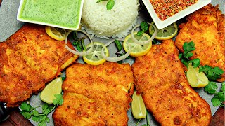 Spicy Tawa Fish Recipe - SooperChef