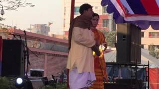 (America sohor and Pabna) Funny Drama of Chanchal Chowdhury, Shahnaz Khushi & Bindabon Das