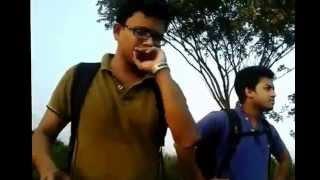 Funny Man vs. Wild, Bangladesh Islami University(BIU), Dhaka