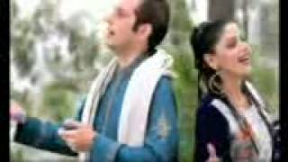 Janan hadiqa kayani pashto song by akbar khan lahore