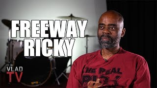 Freeway Ricky on Hiring Investigator to Follow Cops Who Were Following Him