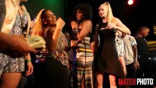 Iggy Azalea Twerk contest hosted by Lil Duval and C Tha God