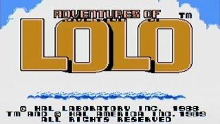 Adventures of Lolo (NES) Live Stream!