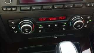 HOW TO OR WHAT IS DTC BUTTON ON A BMW