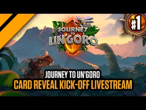 Journey to Un'Goro - Card Reveal