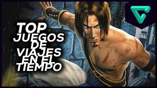 TOP 5 JUEGOS DE VIAJES EN EL TIEMPO (PARTE 1) | TGN