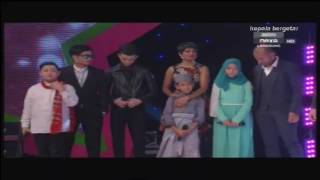 Konsert Kemuncak Ceria Popstar 2016: Keputusan Juara Ceria Popstar 2016