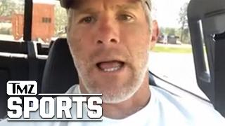 Brett Favre -- I Wouldn