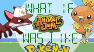 ✶    What if Animal Jam Was Like Pokémon?    ✶