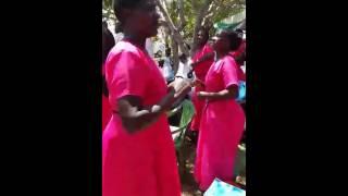 Karungu in Nyalienga church