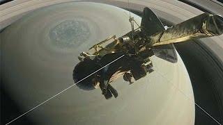 Cassini Spacecraft's Grand Finale Dives - Risk vs. Reward Explained by NASA | Video