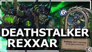 Hearthstone - Best of Deathstalker Rexxar