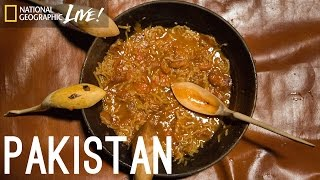 We Are What We Eat: Pakistan   Nat Geo Live
