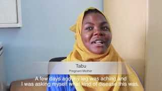 mHealth Tanzania PPP: Healthy Pregnancy, Healthy Baby SMS Service - Tabu's Story