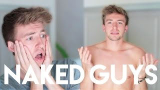 THINGS GUYS LIKE TO DO NAKED