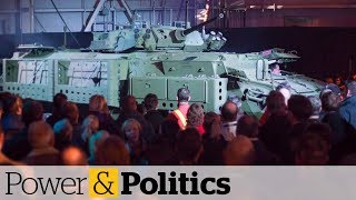 After Khashoggi killing, should Canada cancel arms deal with Saudi Arabia? | Power & Politics