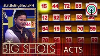 Little Big Shots Philippines: Jelo | 12-year-old Auditory Memory Athlete