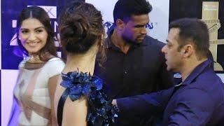 Cool Salman Khan ASKS Sonam Kapoor to meet Kriti Sanon | SURPRISE