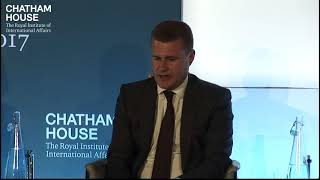 London Conference 2017: Session 3 - How Can States Navigate the Global Disruption? (highlights)