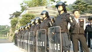 السلطات اليابانية تلقي القبض على زعيم عصابة ياكوزا