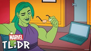 She-Hulk: Law and Disorder   Marvel TL;DR