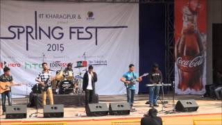 Mon Majhi re cover by Sangam-The Band