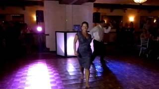 Mother & Son Wedding Dance.MOV
