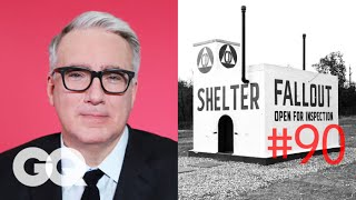 The Amazing New Trump Defense | The Resistance with Keith Olbermann | GQ