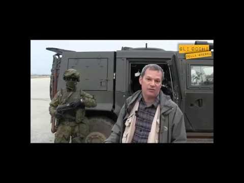 Il lince italiano dei soldati russi