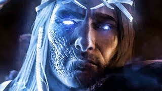 Shadow of War All Cutscenes (Game Movie) Full Story PS4 PRO 1080p 60FPS